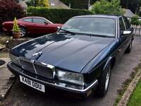 Jaguar XJ40 Sovereign, New mot ,