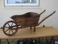 Ornamental Wheelbarrow Planter