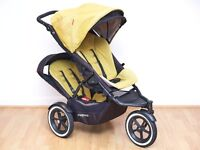 Phil & Ted's Navigator Double Buggy