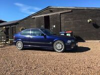 BMW Compact E36 328 Converted - Bargain - Private Plate - Low miles