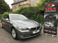 2011 BMW 520D AUTOMATIC FREE 2 YEARS WARRANTY AUTO diesel 5 series 2.0 m sport se 530d a4 a6 s line