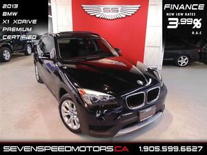 2013 BMW X1 |$132 BW ALL IN|1YR FREE WARRANTY
