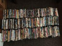 DVDs. Bulk load. 718 DVD s including box sets