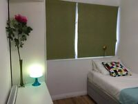 Spaciious Clean Double Room with En-suite in London Fully Furnished with Broadband