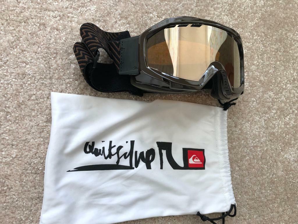 8130f231173 Quiksilver snowboarding men s goggles