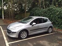 REDUCED!!! 2008 PEUGEOT 207 (57) HDI, DIESEL, £30 A YEAR TAX, 3 DOOR, LOW MILAGE