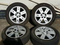 Ford Alloy Wheels Focus / Connect / Mondeo