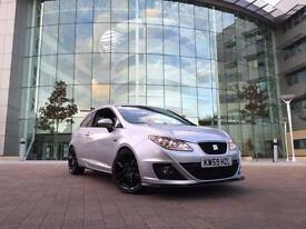 Seat Ibiza FR 2010 1.4tsi DSG (would consider VW caddy part exchange)