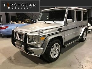 2005 Mercedes-Benz G-Class G55 AMG Supercharged | Accident Free