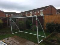 Samba goal 6ft x 12ft