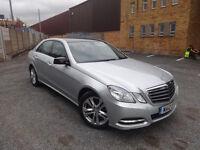 Mercedes-Benz E Class E220 Cdi Blueefficiency Executive SE Saloon Auto Diesel 0% FINANCE AVAILABLE
