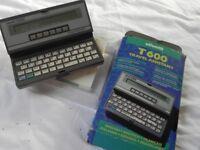 Olivetti Electronic Language Assistant