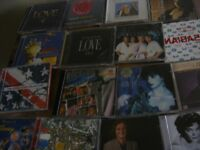over 300 cd albums