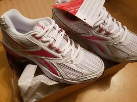 Reebok Ladies Trainers Size 5 BRAND NEW and BOXED