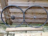 Retro mavic Mountain bike wheels
