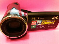 Digital camcorder by JVC