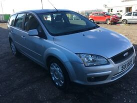 2007 Ford FOCUS lx 1.8 tdci Estate , mot -March 2019 , only 82,000 miles,astra,golf,megane,civic,207