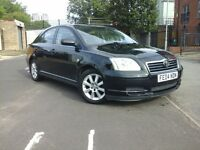 2004 Toyota Avensis 1.8 T3-S Auto 118k Last Owner 9 Years