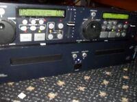 Stanton S.550 dj cd mixer