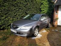 Mazda 6 2003 (53) Spares or Repair