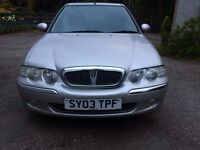Rover 45 for sale in excellent condition