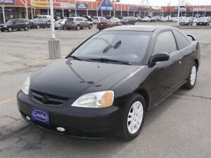 """2002 Honda Civic Si,POWER OPTIONS, being sold """"AS-IS"""""""
