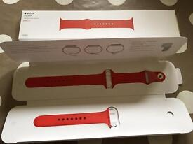 Apple Watch (Product)red 42mm Sport Band