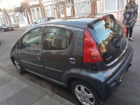 2011 PEUGEOT 107 43, 000 MILES FOR SALE