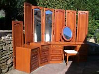Bedroom Furniture in Good Condition. £35.cash only.