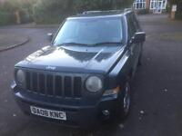 Jeep Patriot limited crd