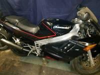 Kawasaki zx400