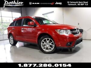 2014 Dodge Journey R/T | lAWD | LEATHER | REAR CAMERA |
