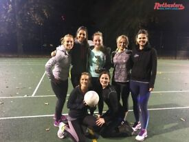 Spaces Available for Teams - Social Netball Leagues