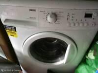 Zanussi washing machine standard