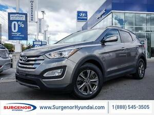 2014 Hyundai Santa Fe PREMIUM AWD **CPO PROGRAM** FINANCE AS LOW