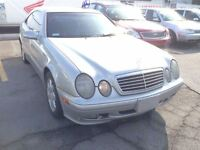 2000 Mercedes-Benz CLK-Class MANAGER SPECIAL Mississauga / Peel Region Toronto (GTA) Preview