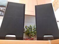 Kenwood loudspeakers