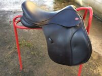 15 inch Brown Saddle