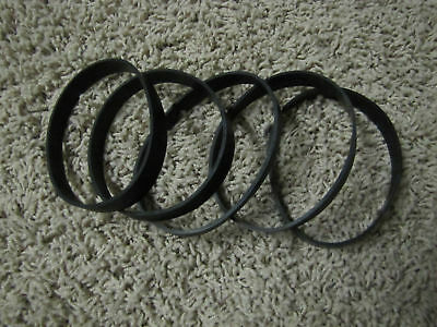5 Replacement vacuum cleaner belts. Singer SDB4 Fits SB & HB Series Vacuum