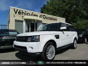 2013 Land Rover Range Rover Sport HSE Financment à partir de 0,