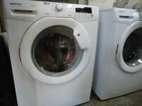 HOOVER WDYN856DG WASHER DRYER 1600 SPIN WITH 8KG LOAD IN WHITE