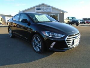 2017 Hyundai Elantra GLS Auto Alloys Sunroof Heated Seats