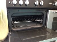 7 burner gas hob and oven