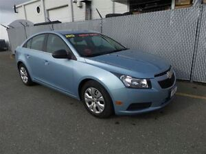 2012 Chevrolet Cruze LS - $6/Day - Automatic, AC & XM Radio