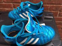 Adidas football boots size 11