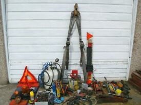 Breakdown Recovery Equipment, Solomatic A frame 3.5 ton, intertrade + etc, etc