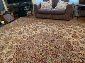 Persian rug 3m x 3.6m