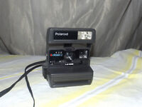 ASSORTED: RETRO & VINTAGE Polaroid Instant Cameras fully tested & working urban outfitters instax