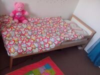 A Lovely IKEA Children's Bed
