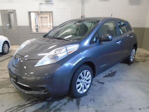 2013 Nissan LEAF S BLUETOOTH SIEGES CHAUFFANTS